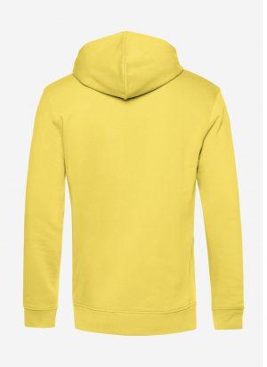Hoodie Yellow Back
